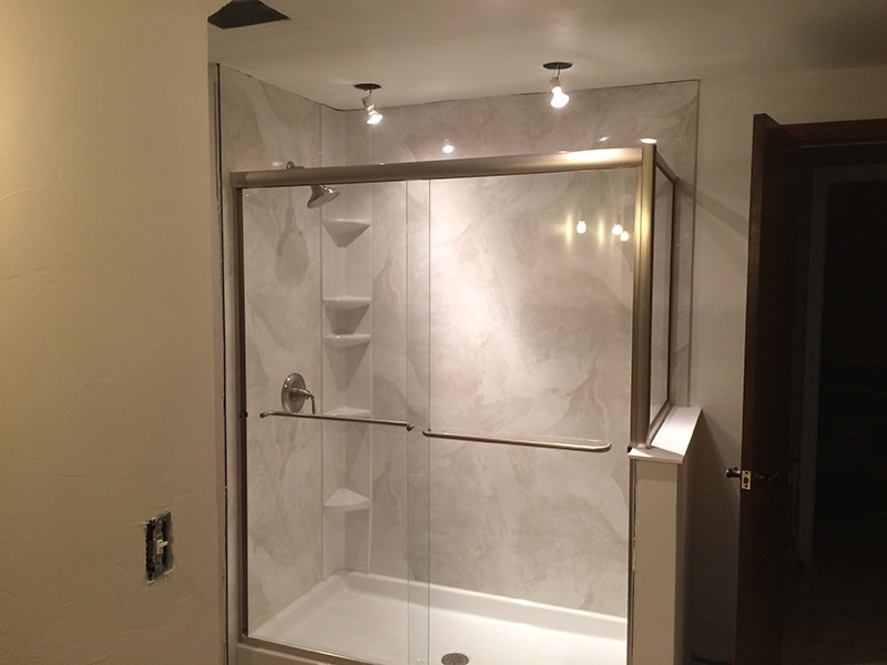 Walk in shower installation Springfield Missouri