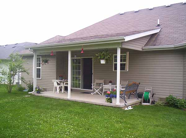 ... Patio Cover Springfield Missouri ... - Patio Covers Pergolas Awnings Springfield Missouri