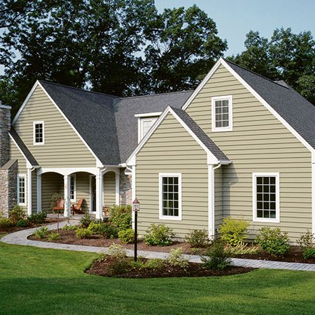 Liberty Insulated Vinyl Siding