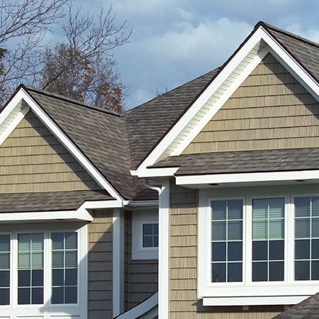 Shingle Vinyl Siding
