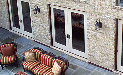 Canvas French Door Installer
