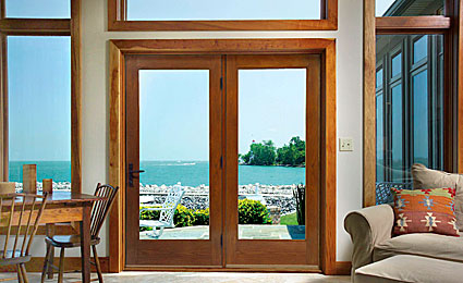 Exterior Single French Doors french doors | patio doors | doors | springfield missouri