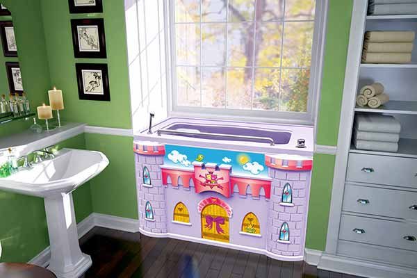 Safety Tubs for Kids | Bathroom Remodel | Springfield Missouri
