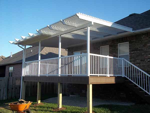 Pergola And Lattice Cover Installer Springfield Missouri
