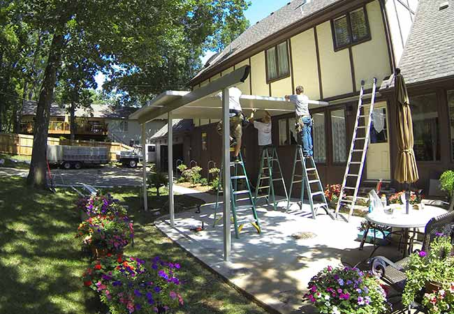 Patio Cover Installation Springfield Missouri