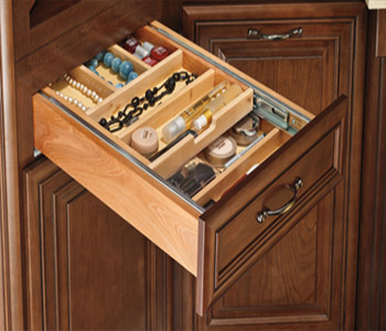 making a bathroom cabinet designing storage for your bathroom vanity liberty home 19381 | make up tray