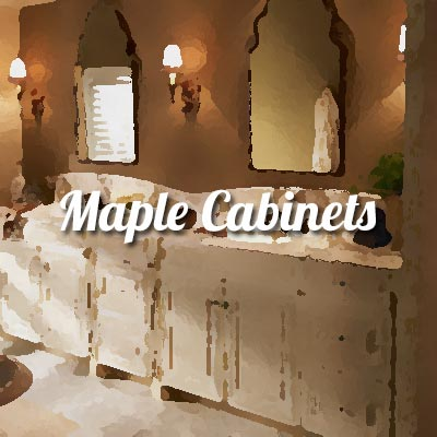 Maple Bathroom Vanity Cabinets bathroom vanities & cabinets - liberty home solutions, llc