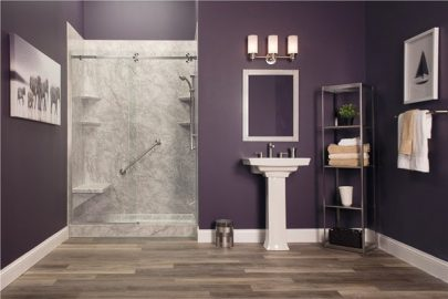 Walk In Showers Liberty Home Solutions Llc