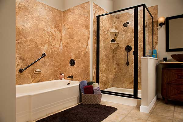 Smooth Bathroom Walls Liberty Home Solutions Llc