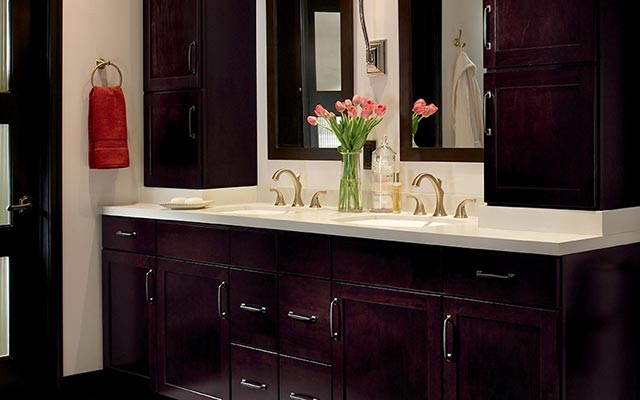 Bathroom Cabinet Design Bathroom Vanities & Cabinets  Liberty Home Solutions Llc