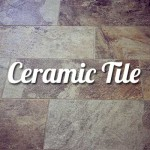 Ceramic Tile for Bathroom Remodel