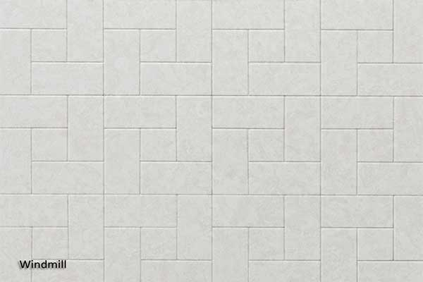 Windmill Bathroom Tile Patterns Liberty Home Solutions Llc