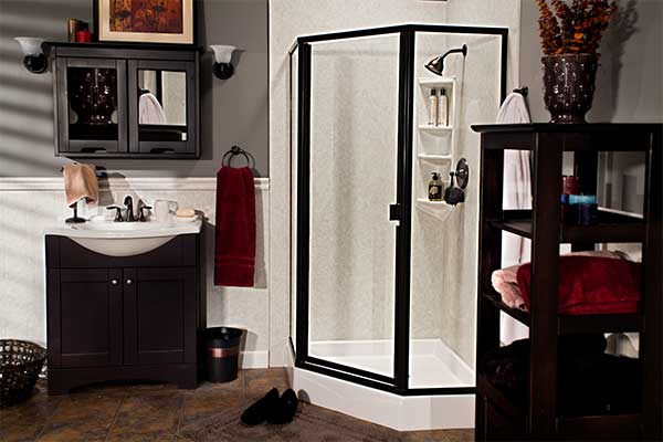 Shower Door Glass Amp Trim Liberty Home Solutions Llc