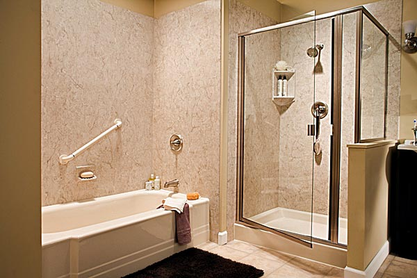Showers & Shower Bases - Liberty Home Solutions, LLC