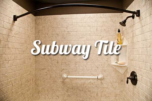 Subway Tiles For Bathrooms