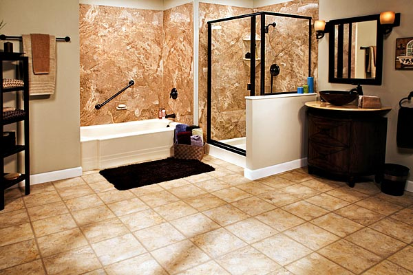 Bathroom Remodel Joplin Missouri  Liberty Home Solutions, LLC