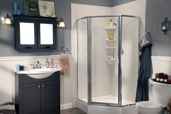 Hickory Bathroom Cabinets Liberty Home Solutions Llc
