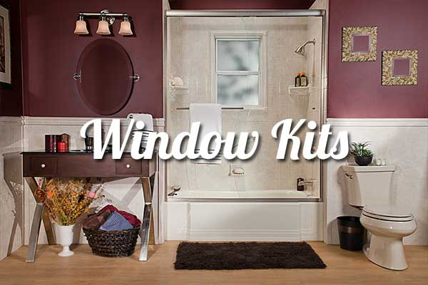 Window Kits For Baths Amp Showers Liberty Home Solutions Llc