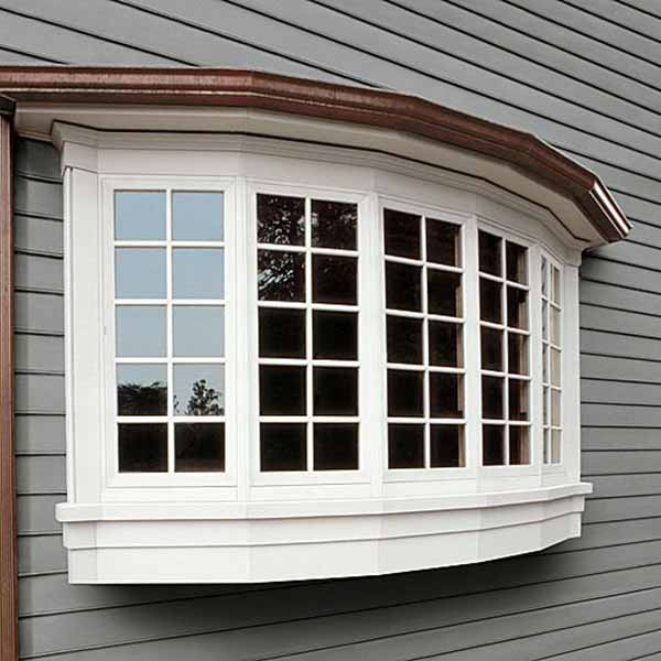 Bow windows replacement windows springfield missouri for Bow window replacement