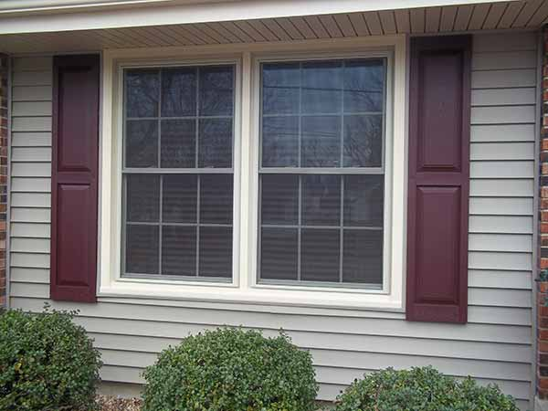 Double Windows For Houses : Double hung windows replacement springfield