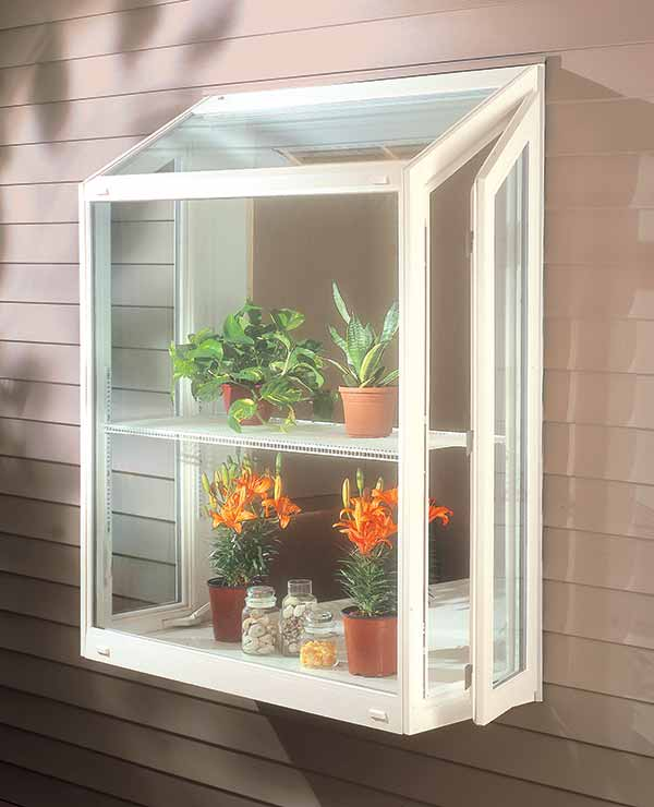 Garden windows replacement windows springfield missouri for Garden window