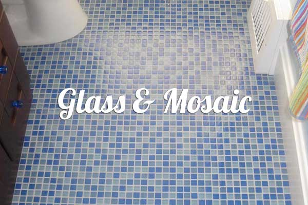 natural stone tile bathroom floors - Bathroom Floor Tiles