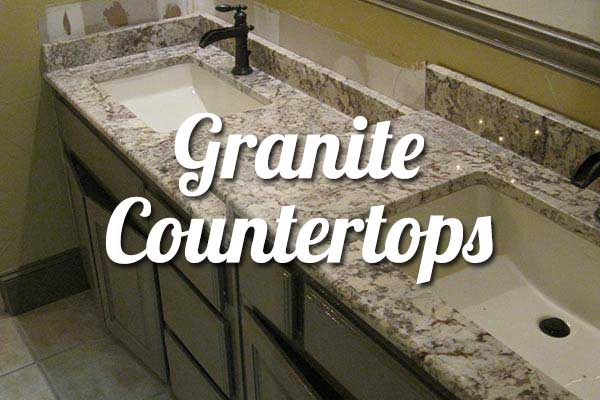 Granite Bathroom Countertops Springfield Missouri