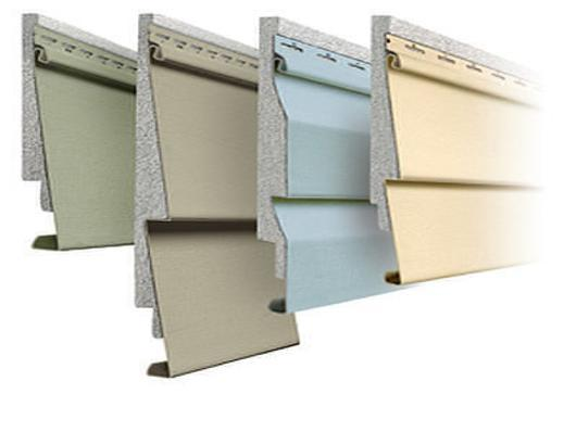 Insulated fullback foam siding siding insulation for Foam panel house