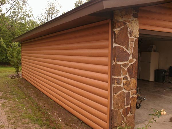 vinyl log siding price per square foot cabin home depot liberty solutions systems lowes