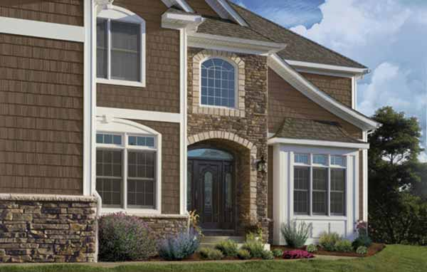 Shingle vinyl siding siding springfield missouri for Exterior siding design