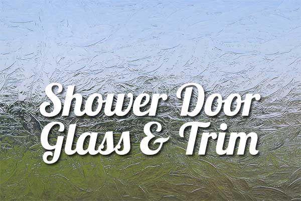 Shower Door Glass Springfield Missouri