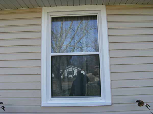 Single Hung Window Glass Repair : Single hung windows replacement springfield