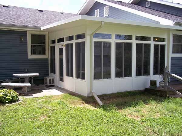 Wonderful Sunroom Walls Springfield Missouri