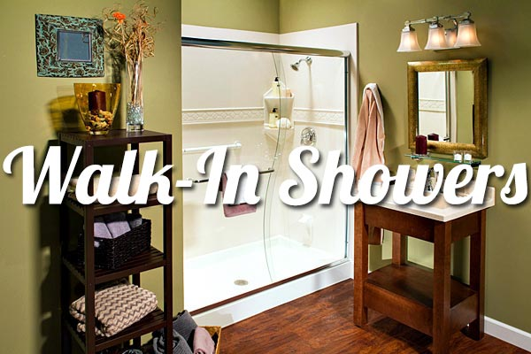 Walk-In Shower Installer Springfield Missouri