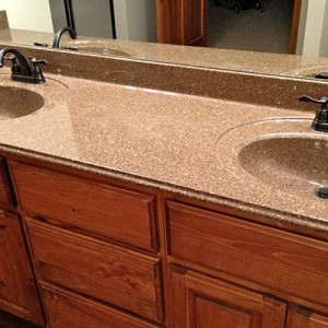 bathroom countertops liberty home solutions llc