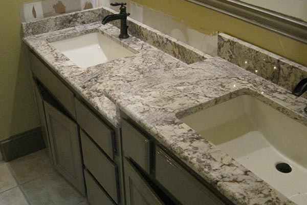 Ordinaire Granite Bathroom Countertops (5)