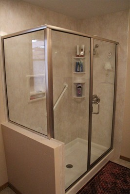 Walk-In Shower Remodel Joplin Missouri