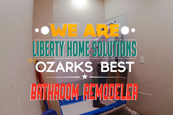 Bathroom Remodel Timelapse Liberty Home Solutions Llc