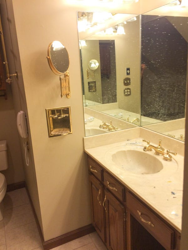 Showcase Of Current Bathroom Remodel Project In Springfield Missouri Liberty Home Solutions Llc