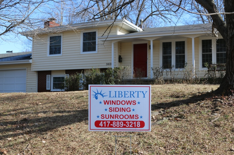 Home Remodeled by Liberty Home Solutions