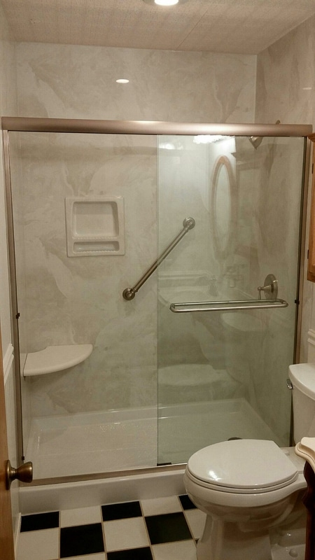 Recent Bathroom Remodels Liberty Home Solutions Llc
