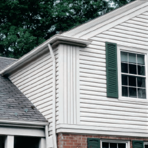 Vertical Vinyl Siding Liberty Home Solutions Llc