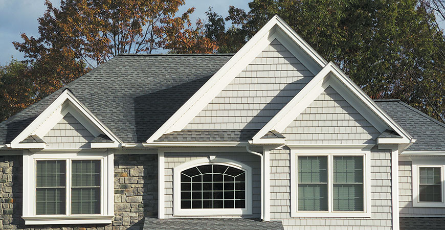 Liberty Shingle Vinyl Siding Springfield Missouri