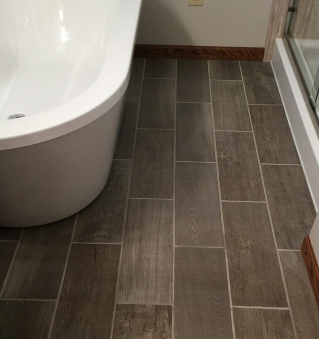 Bathroom Flooring Installer in Springfield, Missouri